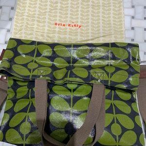 Handbags - Orla Kiely bag.
